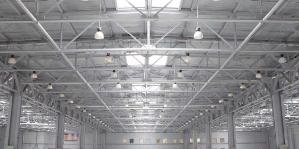 Grandes instalaciones